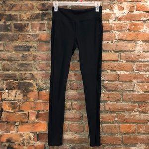 Workout Mesh Panel Leggings